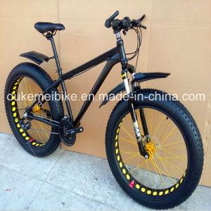 26*4.0 Mountain Type Snow Bike with Fat Tyre Okm-122