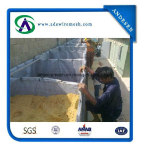 Military Blast Hesco Barrier, Welded Gabion Box pictures & photos