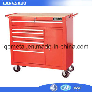 China′s Wholesaler Power Coating Removable Pushtool Cart pictures & photos