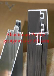 Customized Aluminium Building Material Aluminium Extrusion Profile pictures & photos