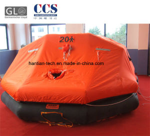 20 Person Life Raft in Lifesaving (A20) pictures & photos