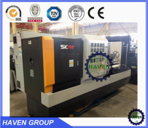 SK50P CNC lathe machine with good After-sales pictures & photos