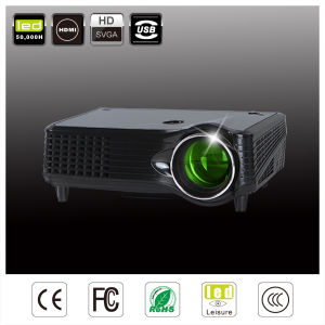 Promotion Price Mini HDMI LCD Projector pictures & photos