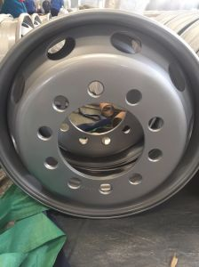 Aluminium Truck Trailer Wheel Rim pictures & photos