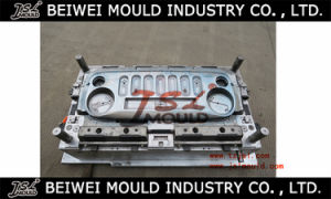 OEM Custom Plastic Injection Auto Parts Grille Mould pictures & photos