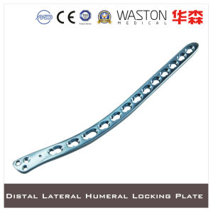 Colorful OEM Titanium Locking Plate pictures & photos