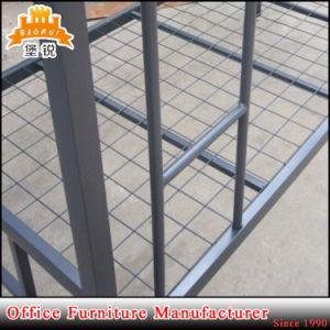 Hot Sale Good Quality Customized Metal Two Layers Bunk Bed pictures & photos