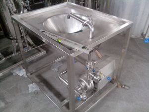 Stainless Steel 5000L/H Powder Milk Mixer pictures & photos