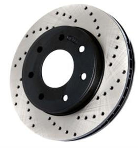 Auto Brake Systems Hot Sale Excellent Car Brake Disc for Audi 4e0615601K pictures & photos