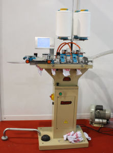 Weihuan (WH) Automatic Socks Machine for Linking (stitching, sewing, closing) pictures & photos