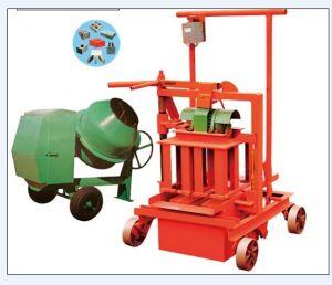 Cement Brick Making Machine (QM40A)
