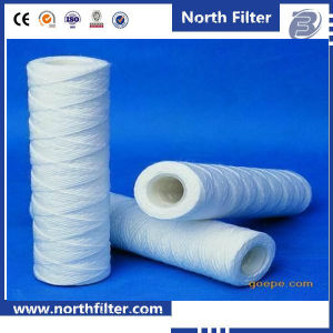 PP String Wound Filter Cartridge Water Filter pictures & photos