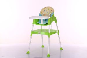 China Baby Dining Chair Adjustable Height Dining Plastic Table Desk pictures & photos
