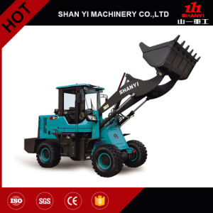 Manufacturer Mini Wheel Loaders with Various Attachments pictures & photos