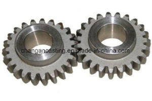 High Precision Steel CNC Machining Gear Set pictures & photos