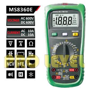 2000 Counts Professional Digital Multimeter (MS8360E) pictures & photos