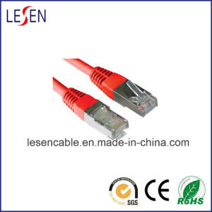 Patch Cable with Cat5e/CAT6, UTP/FTP/SFTP, 24/26/28 AWG pictures & photos