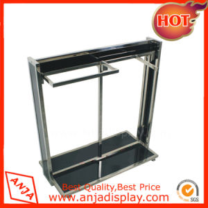 Metal Display Rack Stand for Clothes Shop pictures & photos