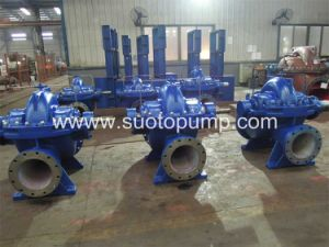 Single Stage Double Suction Electric Pump pictures & photos