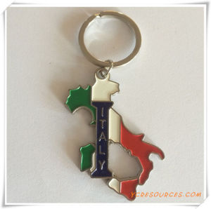 Promotional Keychain with Italian Style (PG03089) pictures & photos