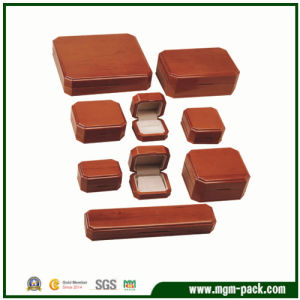 Classical Factory Production Wood Jewelry Box pictures & photos
