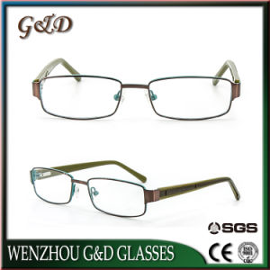 New Fashion Design Metal Eyewear Eyeglass Kids Optical Glasses Frame 41-019 pictures & photos