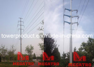 Tangent Transmission Pole (MGP-TTP001) pictures & photos