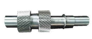 Forged Pinion Shaft with High Level Quality pictures & photos