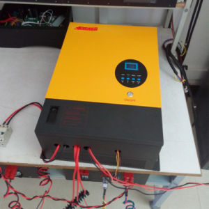 3 Phase 380V Solar Pump Controller for Water Pump with MPPT, VFD, Sensor Functions