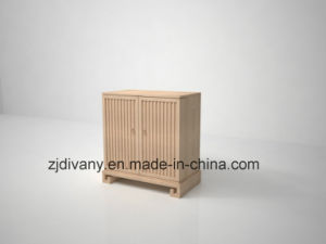 Neo-Chinese Style Solid Wood Cabinet (CH-5303K) pictures & photos