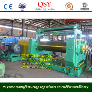 Xk-660 Two Roller Rubber Mixing Mill Machine pictures & photos