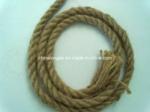 1-6mm High Tenacity Natural Hemp Rope Made in China pictures & photos