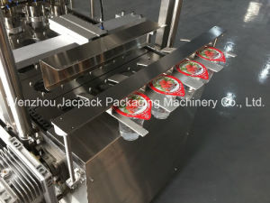 China Manufacturer of Best Quality Cup Filling Sealing Machine