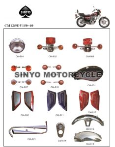 Cm125cc Hot Sell Hight Qualty Body Accessories pictures & photos