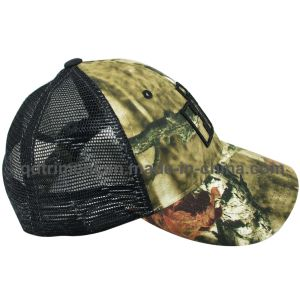 Popular Camouflage Custom Army Mesh Trucker Cap (TRNT049-1) pictures & photos