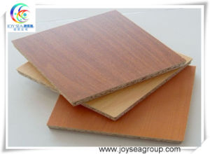 Wood Grain Melamine Chipboard Furniture Board pictures & photos