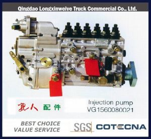 Howo Truck Parts -Fuel Injection Pump pictures & photos