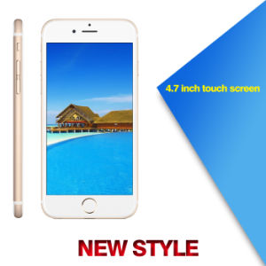 High Quality Chenji Phone with Fashion Design GPS Navigation