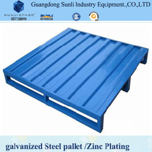 2015 New Powder Coated Stainless Heavy Duty Steel Pallet pictures & photos