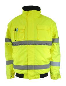 High Visibility Pilot Jacket (EUR001)