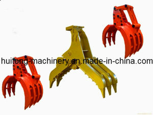 Mechanical Wood Catch for Excavator
