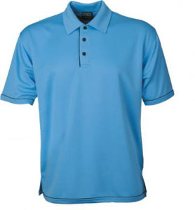 Fashion Nice Cotton/Polyester Plain Golf Polo Shirt (P057) pictures & photos