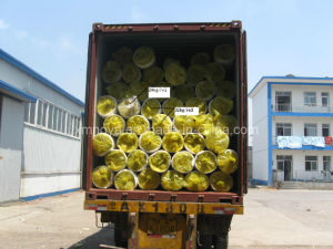 Non-Combustible Glass Wool / Fiber Glass Insulation Product pictures & photos