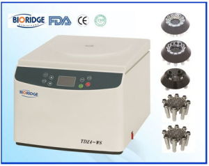 Desktop Low Speed Centrifuge (TDZ4-WS) pictures & photos