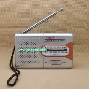 Mini Am FM 2 Band Radio pictures & photos