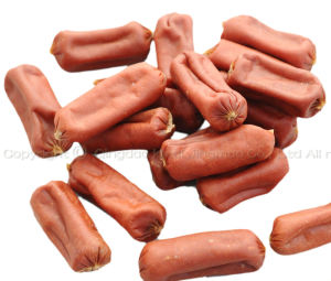 Dried Chicken/Duck/Lamb/Beef Sausage Dog Food Snacks Products pictures & photos
