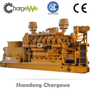 Chargewe 20kw-1000kw Coal Mine Genset Gas Generator Power Plant pictures & photos