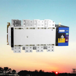 800A Isolating Power Automatic Transfer Switch (GLD-800/4) pictures & photos