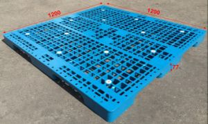 1200X1200X77 Cheap Plastic Pallet Plastic Plate for Warehouse Storage pictures & photos