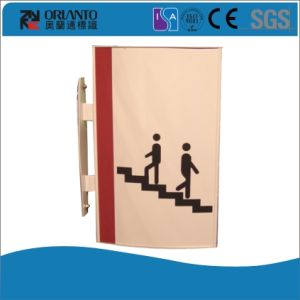 Vertical Different Size Wall Mounted Sign pictures & photos